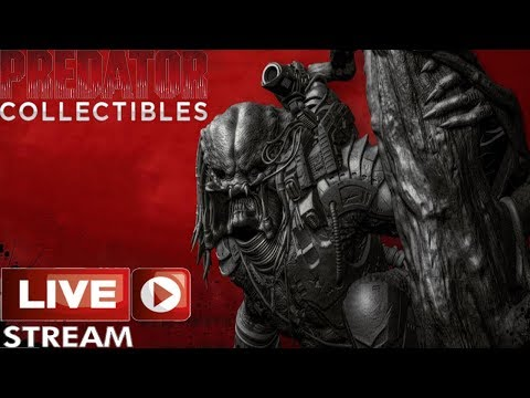 2020 Predator Collectibles Livestream