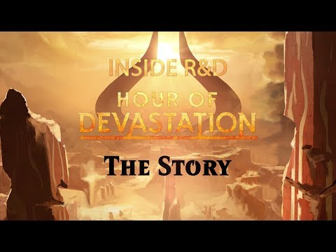 Inside R&D Hour of Devastation: The Story