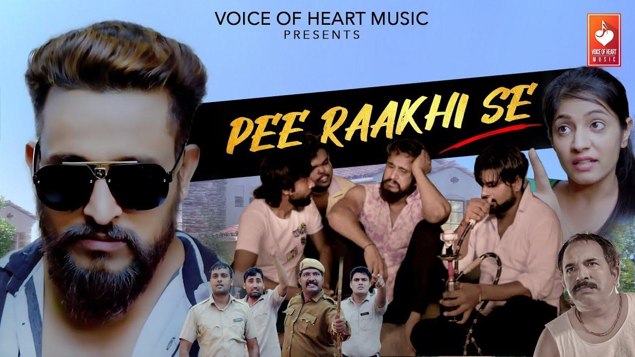 Pee Rakhi Se (Full Song) Manjeet Panchal | Monika Chauhan ,Shubh Panchal |Haryanvi Songs Haryanavi