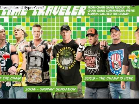 John Cena 2009 Green