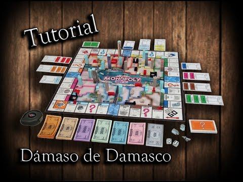 Tutorial Monopoly City Edicion Coleccionista Juego De Mesa Espanol