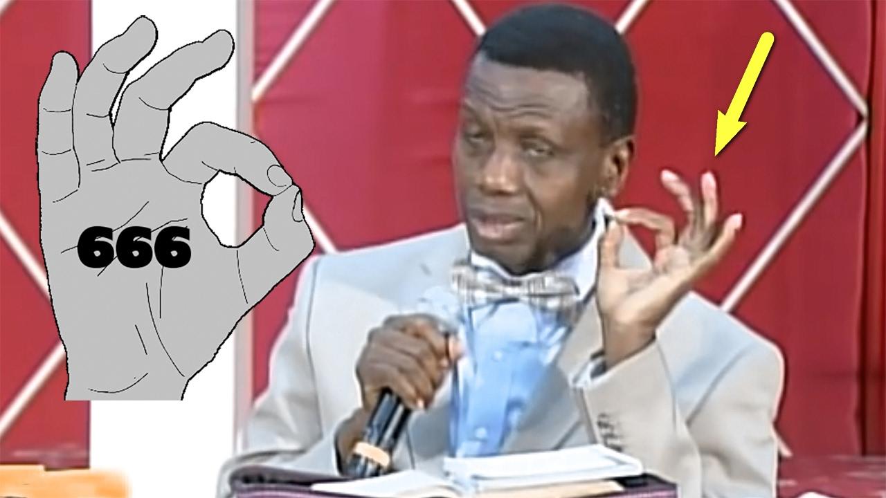 Pastor Enoch Adeboye Exposed As Illuminati & Freemason With Redeemed  Church  Part 2