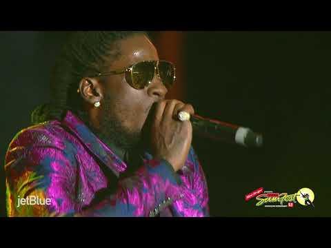 Reggae Sumfest 2018 - Aidonia (Part 1of 4)