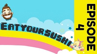 Eat Your Sushi: Moving Day