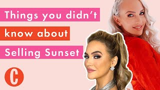 Netflix's Selling Sunset: Filming Secrets You Never Knew   Cosmopolitan Uk