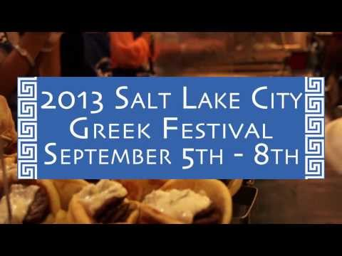 Salt Lake City, UT Greek Festival 2013