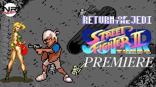 Return of the Jedi, Super Street Fighter II Turbo, Premiere - RetroArcade #20