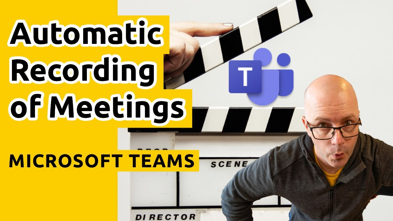 How do Automatic Recordings Work for Microsoft Teams Meetings?