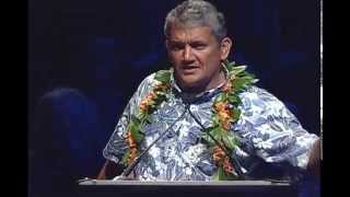 Mayor Billy Kenoi, of Hawai