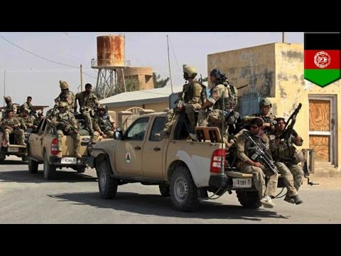 Afghanistan 2015: key Afghan city of Kunduz recaptured by government forces from Taliban - TomoNews