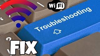 Troubleshoot and fix internet problem in window 7 #computerrepair #techtip
