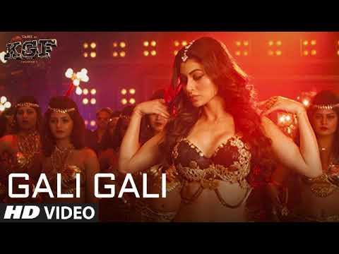 KGF Gali Gali Video Song  Neha Kakkar  Mouni Roy Tanishk Bagchi  Rashmi Virag  DJ By Lyric Song