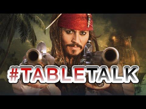 Pirates are Bad on TableTalk!
