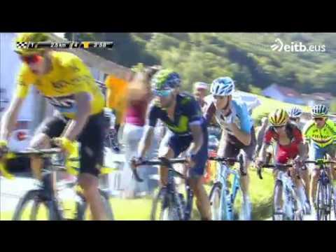 Tour de Francia 2016 etapa 15