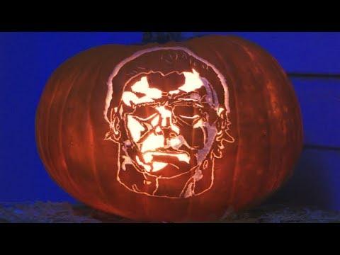 Corey Calhoun - This Is One Detailed Pumpkin Carving