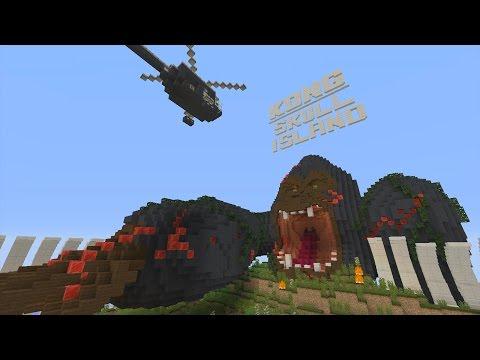 MInecraft Xbox - Murder Mystery - Kong: Skull Island