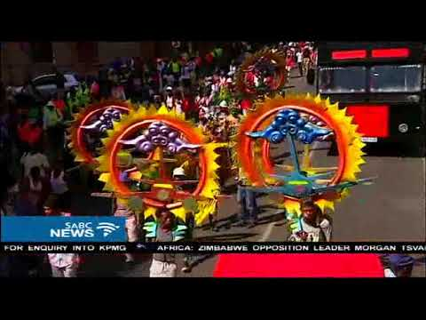 Pretoria hosts heritage day Gauteng Social Cohesion Carnival