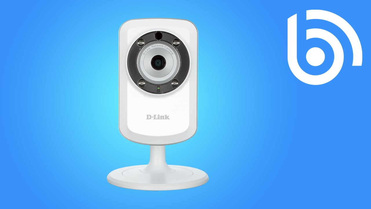 D-Link DCS-933L IP Camera Drivers for PC