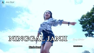 NINGGAL JANJI - DINDA DEWI ( DJ SANTUY )