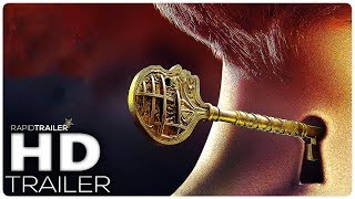 LOCKE & KEY Official Trailer (2020) Netflix, Fantasy Horror Movie HD