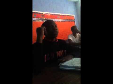 Lil Tee On His Head