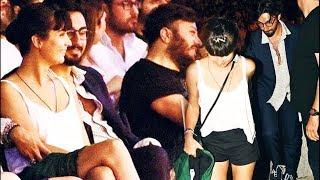 Tuba Büyüküstün y su novio Umut Evirgen momentos románticos en un concierte !!!