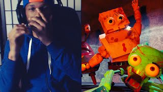 Scared the Sh*t out of Me! - Five Nights at the Chum Bucket - (Scary Games)