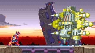 Mega Man Zero 2 - Megaman Zero 2 (GBA / Game Boy Advance) - Vizzed.com GamePlay - User video