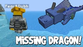 minecraft attack of the b team missing dragon 49