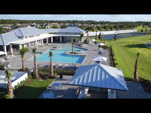 The Lakes At Harmony Active Adult Recreation Center Florida