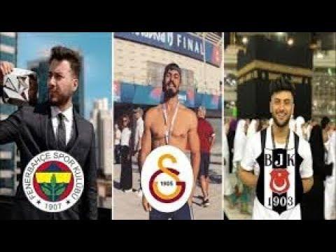 Youtuber Lar Hangi Takimi Tutuyor Enes Batur Reynmen Delimine Hd Youtube