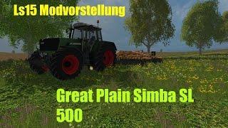 "[""Great Plains Simba SL 500""]"