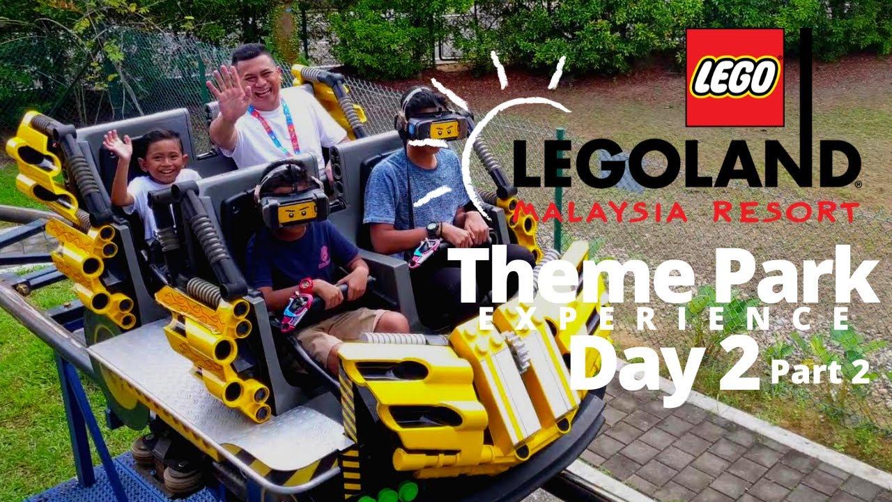 Legoland Malaysia Theme Park Experience | Day 2 Part 2 ...