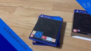 Коллекция моих игр для PlayStation 4 Ч.3 / Видео