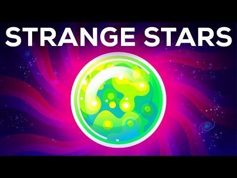 VIDEO: The Most Dangerous Stuff in the Universe - Strange Stars Explained