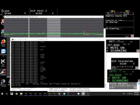DSD+ Decoding Yaesu Fusion 2 71 Fast Lane - John Miller,Bestofclip net
