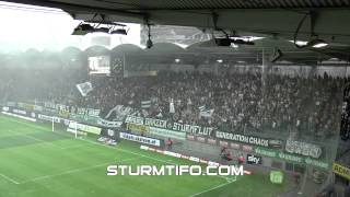 SK Sturm Graz - SCR Altach- Amazing Fans