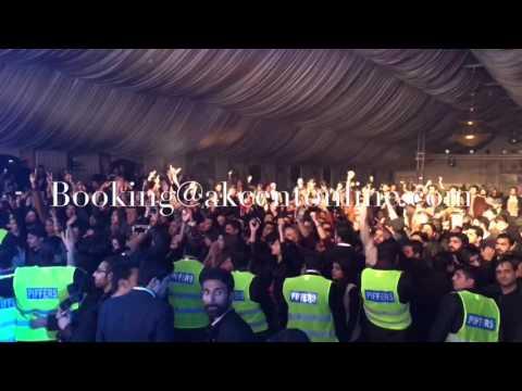 Akcent on tour : Pakistan (feb 2016)