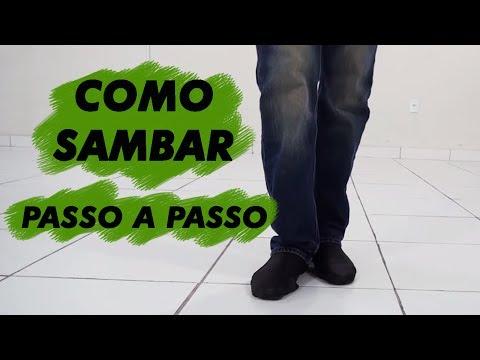 Samba: sencilla. paso a paso from YouTube · Duration:  3 minutes 36 seconds
