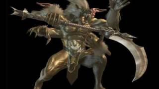 Ninja Gaiden II OST Dark Aura