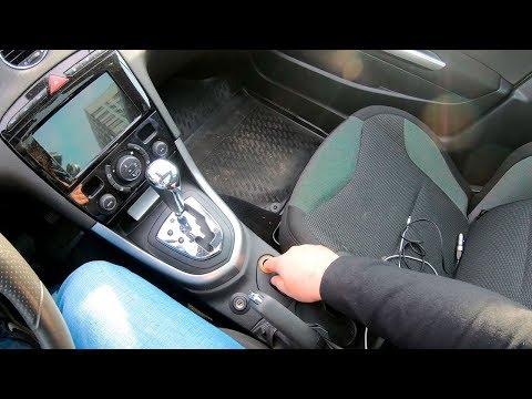 Прикуриватель Peugeot 308 — замена лампы подсветки прикуривателя Пежо 308 и 408 своими руками
