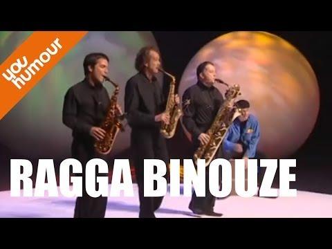 LES DESAXES, Ragga binouze