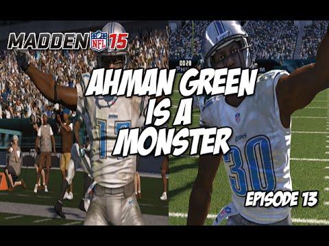 Madden 15 Ultimate Team | AHMAN GREEN IS A MONSTER | Episode 13