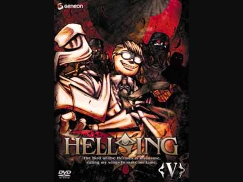 Hellsing Ultimate - Broken English
