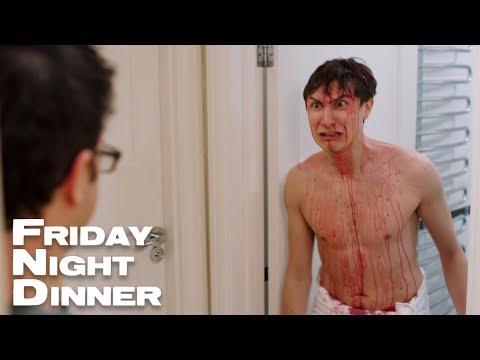 Jonny's Shower | Friday Night Dinner
