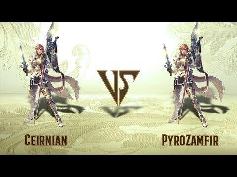 Ceirnian (Hilde) VS PyroZamfir (Hilde) - Ranked Set (27.11.2019)