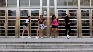 "BESTie 베스티 一周年組曲 일주년 축하합니다 (Dance cover) from Taiwan ""MysTy"""