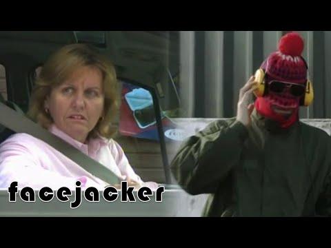 Drive Thru Prank | Facejacker