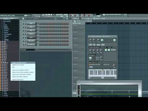 FL STUDIO - Tutorials - Layers