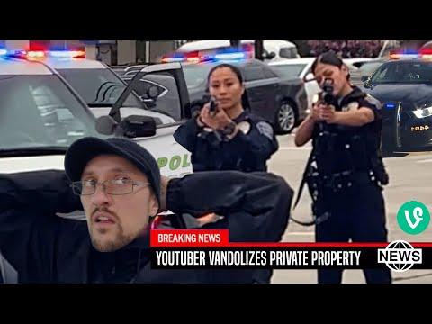 DOING ILLEGAL STUFF ON CAMERA! (FV Family Random Clips Funny Vines Vlog)